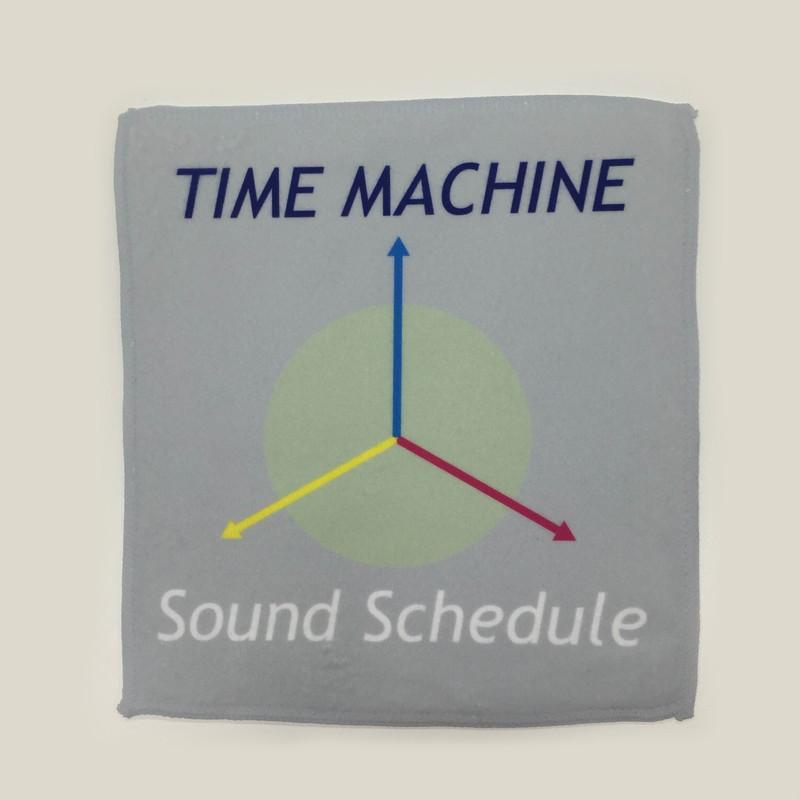 time machine special set sound schedule sound schedule space